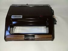 Vintage Snakmaster Model CN613 Sandwich Maker Grilled Cheese Grill Snackmaster