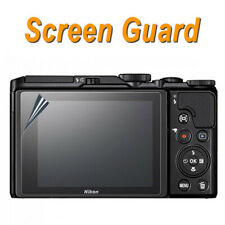 4x LCD Screen Protector Protective Film for Nikon Coolpix A900 Digital Camera