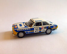 Peugeot 504 Coupé Rally, NOREV, 1:87