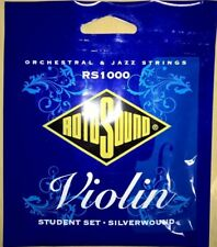 rs1000 violin strings rotosoundRs1000 Rotosound Orchestral and jazz string set