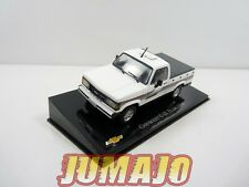 CVT46 voiture 1/43 IXO Salvat BRESIL CHEVROLET : C20 PICAPE 1994 pick-up