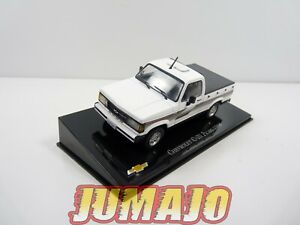 CVT60 voiture 1//43 IXO Salvat BRESIL CHEVROLET BONANZA 1990