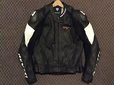 Revit/ Rev it  TT Leather Motorcycle Jacket Euro 50/40 ( Alpinestars,Dainese )