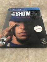 MLB The Show 20 -- (Sony PlayStation 4, 2020) PS4 - Fast Free Shipping