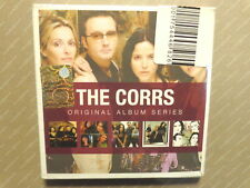 THE CORRS  -  ORIGINAL ALBUM SERIES  -  5 CD 2011  NUOVO E SIGILLATO