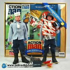 ACTION GEYPER MAN GI JOE 40th Anniversary pack 12inch 30cm NAVY ATTACK