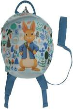 Trade Mark Collections PETER RABBIT REINS/HARNESS BACKPACK Kids Bag BN