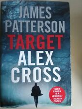 Target: Alex Cross by James Patterson (2018, Hardcover) -- NEW