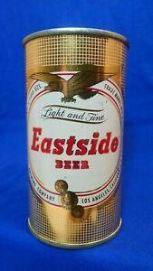 EASTSIDE LIGHT AND FINE BEER ~ 12 FLUID OZS FLAT TOP ~ LOS ANGELES ~ STUNNING