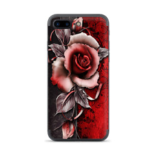 Apple iPhone 7 / 8 Plus Skins Decal Wrap Beautful Rose Design