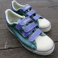used Adidas oki-ni stan smith hook and loop retro trainers size uk 6.5 no box
