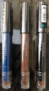SEPHORA Easy Smoky Eye Eyeliner ~ Full Size ~ Black, Brown, Blue, Green ~ NEW!