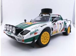 Lancia Stratos HF #7 S.Manari P. Sodano Safari Rally 1:18 Sun Star