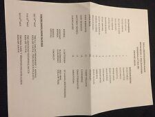 Teams S-Z Reserves West Ham United Football Programmes