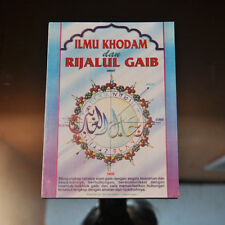 How To See Spirit World Comunicate with Jin Khodam and Rijalul Gaib Book SK713