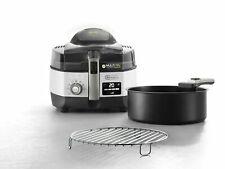 De'Longhi FH1396/1/BK Multifry extra Chef Plus FH 1396 Freidora de aire caliente