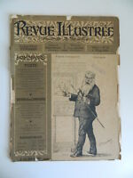 Art XIX Secolo Rivista Illustrato Ludovic Baschet N° 10 1889