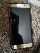 Samsung Galaxy S6 edge+ + SM-G928 - 32GB - Gold tmobile factory unlocked
