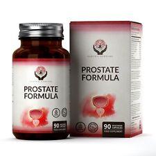 Prostate Supplement | Saw Palmetto, Pygeum & Zinc | Men's Health 90 Caps