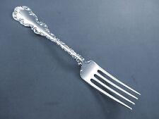 """LOUIS XV-WHITING STERLING DINNER FORK(S)-7 1/2"""""""