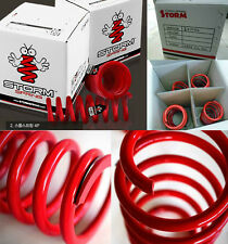 Storm Lower Coil down Springs 4EA 1SET For Hyundai Accent Solaris 2011 2017
