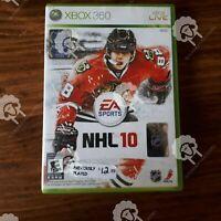 NHL 10 ( Xbox 360 ) Tested