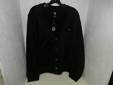 Cavi Men's Jacket Black Size Large New !!!