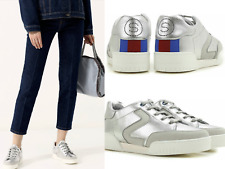 STELLA MCCARTNEY ` VEGAN ` SNEAKERS LOW-TOP TURNSCHUHE SHOES SCHUHE TRAINERS 38