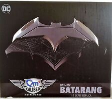 Batman Batarang Official 1:1 QMx DCEU Movie Replica DC Comics