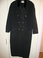 Button Wool Military Coats & Jackets for Women