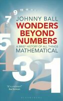 Wonders Beyond Numbers A Brief History of All Things Mathematical 9781472939975