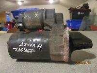 2007 VAUXHALL ASTRA H 1.6 PETROL STARTER MOTOR Z16XEP
