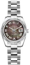 Rolex Lady-Datejust 26 Oyster Bracelet Women's Watch 179174-DMOPRO