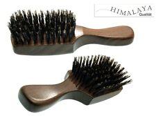 Dr.Dittmar Herren Haarbürste Himalaya Qualität Kardätsche mit Griff HOCHWERTIG!