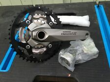 SHIMANO DEORE LX CRANKSET HOLLOWTECH WITH BEARINGS