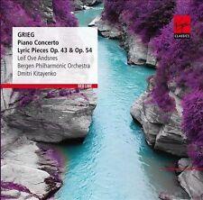 Grieg: Pno Cto / Lyric Pieces, New Music