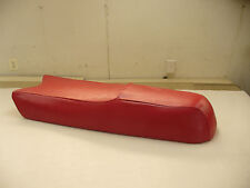 96-97 TIGER SHARK  MONTE CARLO PWC   *RED*  JETSKI SEAT COVER