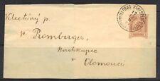 Austria 1891 2 H. Newpaper Wrapper H&G #4