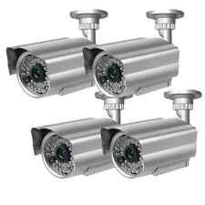 4 X 1/3 SONY 48 IR CCD CCTV OUTDOOR Waterproof CAMERAS