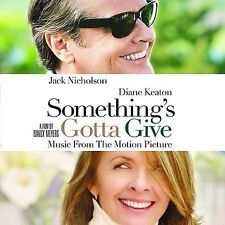 Various Artists : Somethings Gotta Give CD