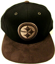 Mitchell & Ness Vintage Collection Pittsburgh Steelers strapback hat cap new