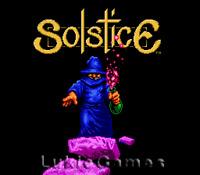 Solstice - Fun NES Nintendo Game