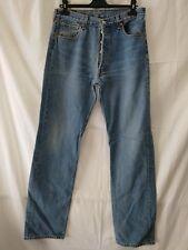 jeans Levi's 501 uomo W 34 L 34 taglia 48