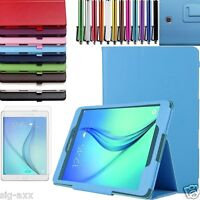 """Smart Flip Leather Stand Case Cover For Samsung Galaxy Tab A 9.7"""" SM-T550 P550"""