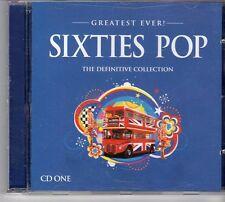 (FD398) Greatest Ever! Sixties Pop [Disc 1], 20 tracks various artists - 2013
