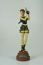 Lara Croft Tomb Raider Muckle Mucklefiguren Resin 30 cm Oxmox OVP roter Punkt