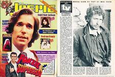 JOEPIE 219 (28/5/78) DYLAN KATE JACKSON BLONDIE KISS Henry Winkler ABBA BONEY M