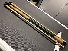 Meucci Originals Vintage Custom Pool Cue / Billiards Stick