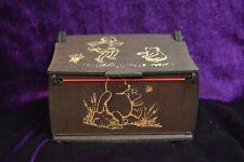 Winnie the Pooh Brown Jewelry Box - Wood