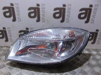 SKODA ROOMSTER 1.2 2007 PASSENGER SIDE FRONT HEADLIGHT